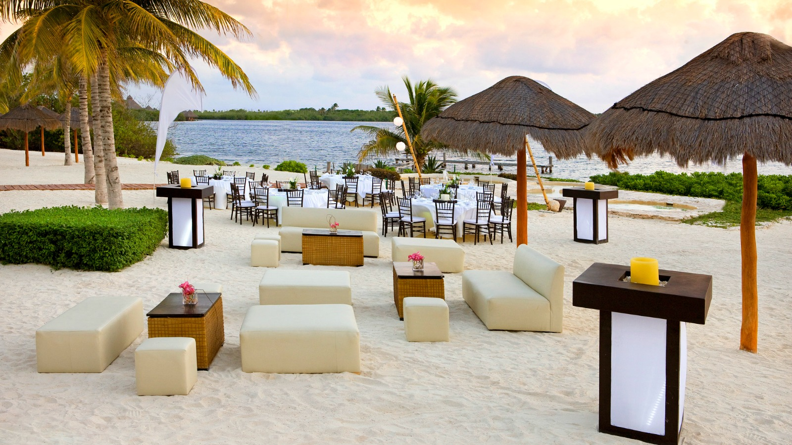 Westin Cancun - Beach Event