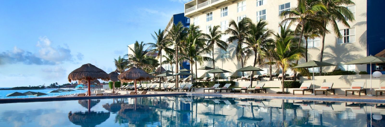Resort Pools - The Westin Cancun Resort & Spa
