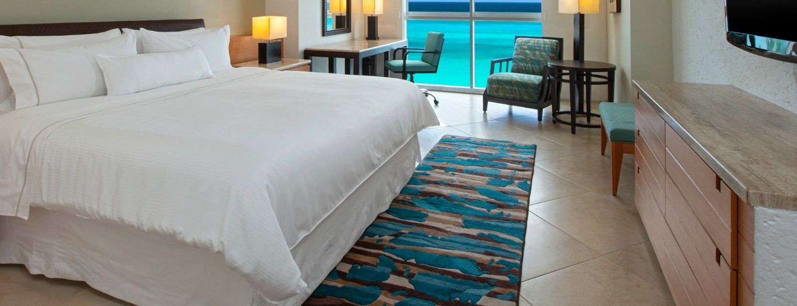 Deluxe Room - The Westin Resort & Spa